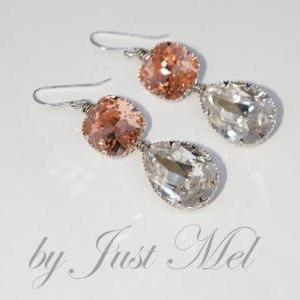 Wedding Earrings, Bridal Jewelry - ..